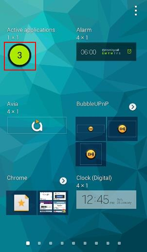 how_to_add_widgets_to_galaxy_s5_home_screen_4_active_apps_widget
