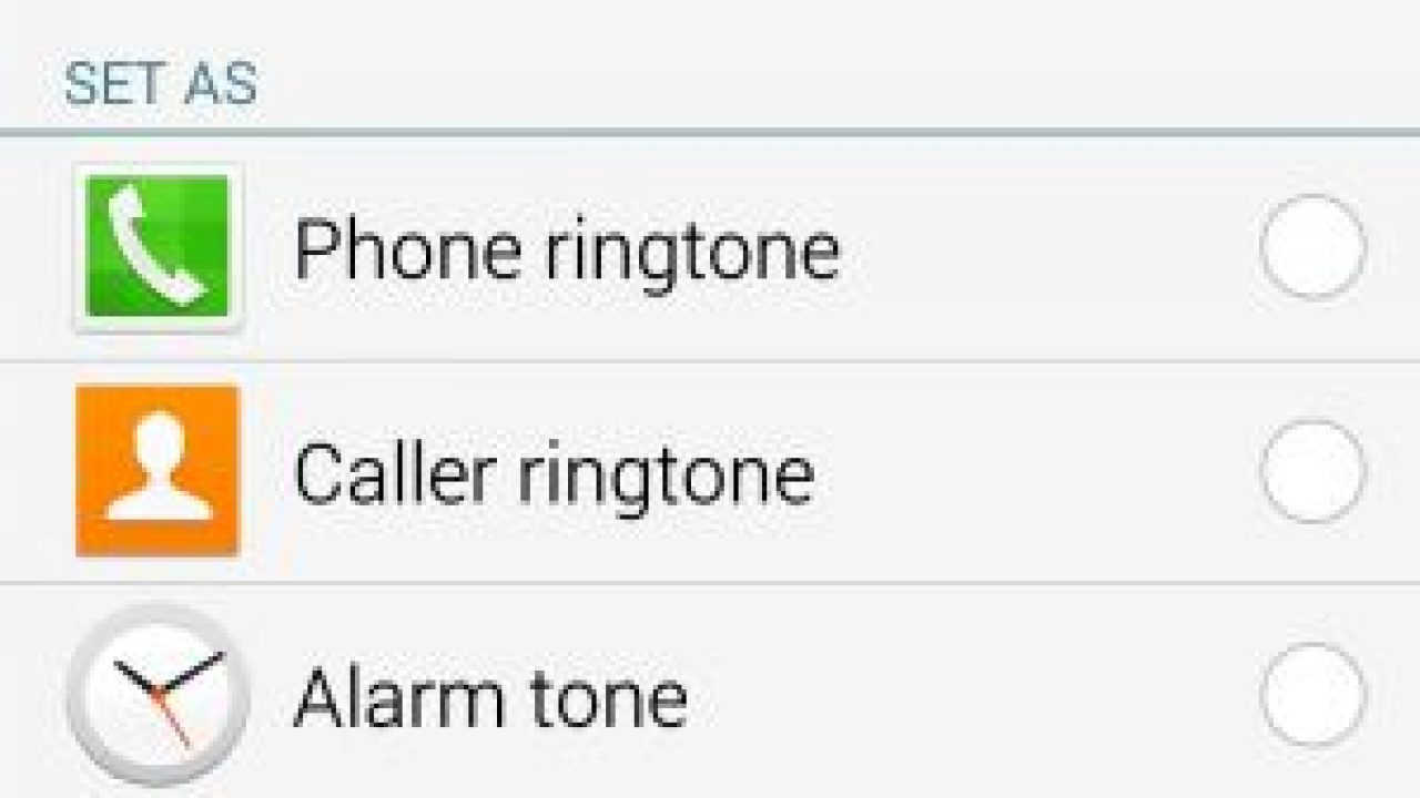 How to customize Galaxy S5 ringtones and notification tones