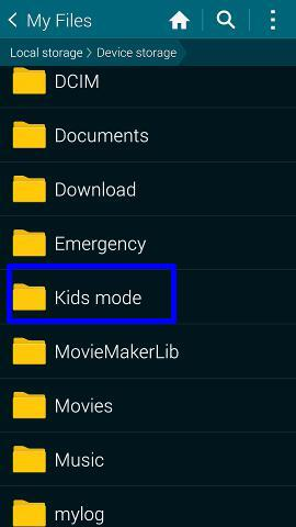 s5_delete_kids_mode_files_device_storage