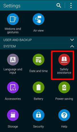 Galaxy_S5_safety_assistance_settings