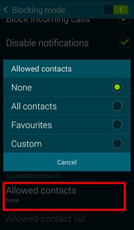 How_to_silence_Galaxy_S5_blocking_mode_allowed_contacts