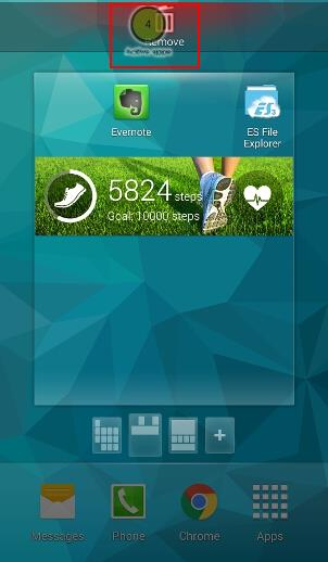 how_to_add_widgets_to_galaxy_s5_home_screen_8_delete_widget