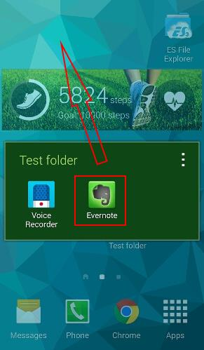 how_to_use_app_folders_in_galaxy_s5_home_screen_15_remove_app_from_app_folder